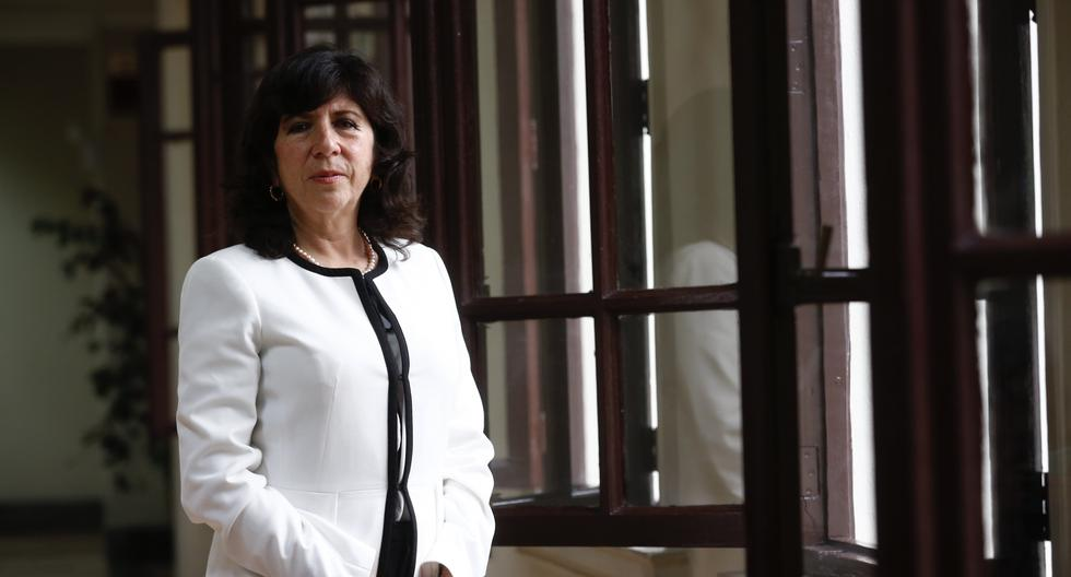 Janeth Tello es jueza de la Corte Suprema de Lima. (Piko Tamashiro/ Perú21)