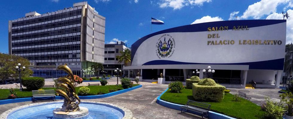 La Asamblea Legislativa de El Salvador informó a través de sus redes sociales los daños causados por el sismo con epicentro en México. (Foto: Congreso El Salvador)