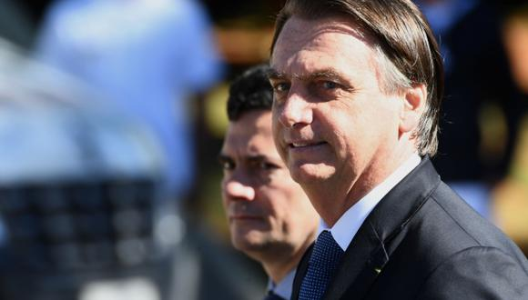 Los nuevos decretos presentados por Jair Bolsonaro tratan por separado de la flexibilización de las armas para cazadores, la adquisición y porte de armas de fuego y el registro y comercialización. (Foto: AFP)