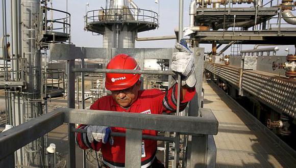 La producción de crudo de Venezuela volvió a caer en febrero pasado, ubicándose en poco más de un millón de barriles diarios. (Foto: Reuters)