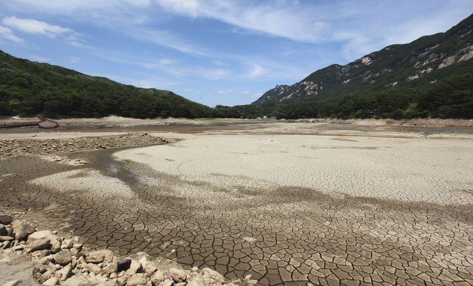 En zonas como Pionyang o Nampo o las provincias de Hwanghae del Norte y del Sur y Gangwon no ha llovido en los primeros diez días de mayo. (Foto: EFE)