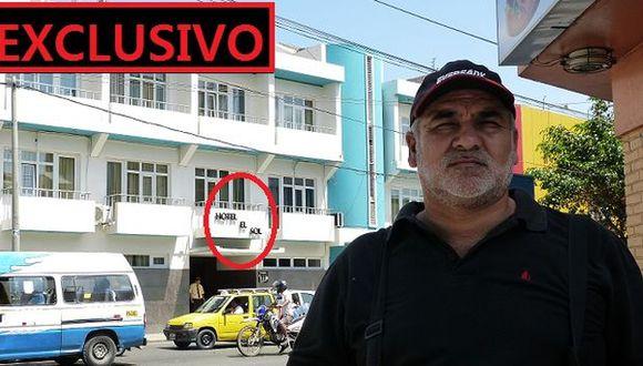 Se complica. La Policía está tras sus pasos y ha ordenado una orden de captura internacional. (Imagen de TV)