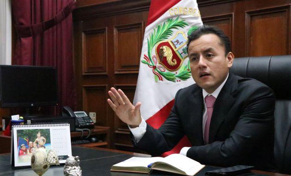 Richard Acuña tiene pendiente proceso en PJ y Congreso todavía no da su autorización.