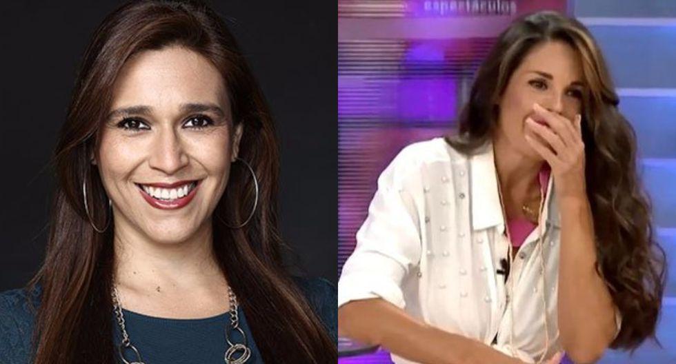 """Rebeca Escribens tras enterarse que Véronica Linares está embarazada: """"Te acompaño en tu felicidad"""""""