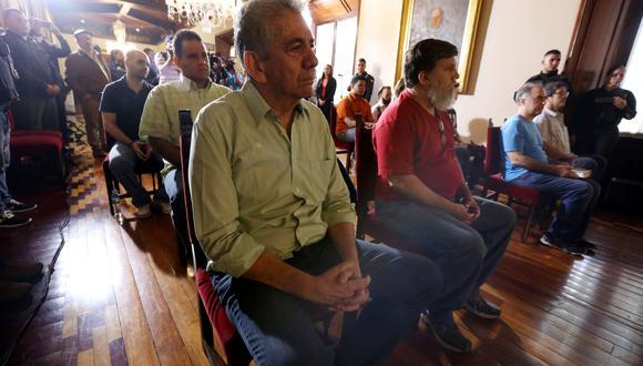 Opositores al régimen de Nicolás Maduro han sido liberados desde el sábado por recomendación de la Asamblea Nacional Constituyente (Efe).