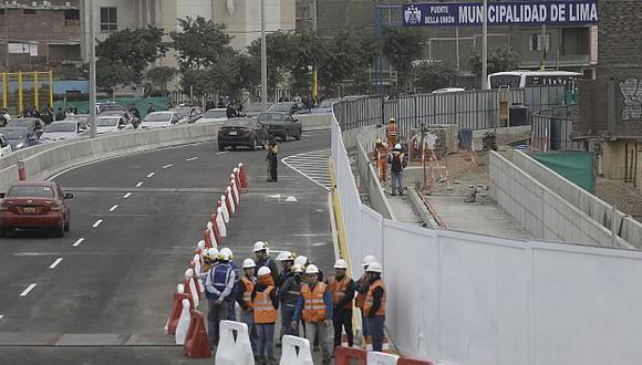 Puente Bella Unión: Estas son las series de deficiencias que tiene la obra. (Perú21)