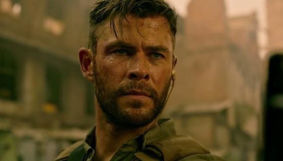"""""""Extraction"""": Chris Hemsworth protagoniza el primer tráiler de su nueva película en Netflix. (Foto: Netflix)"""