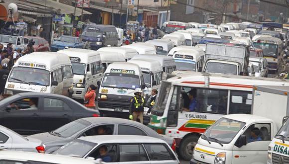 De acuerdo al Ministerio de Transportes y Comunicaciones (MTC), la ATU debería empezar a funcionar en abril de este año. (Foto: GEC)