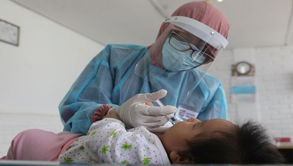Remarcó que la vacunación se realizará previa cita. (Foto: Ministerio de Salud)