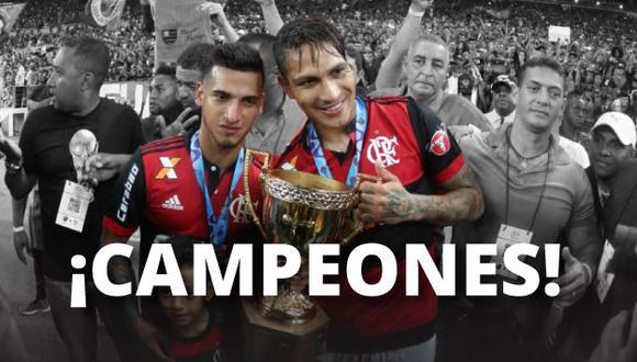 Los peruanos campeonaron con el 'Mengao'. (Foto: Composición)