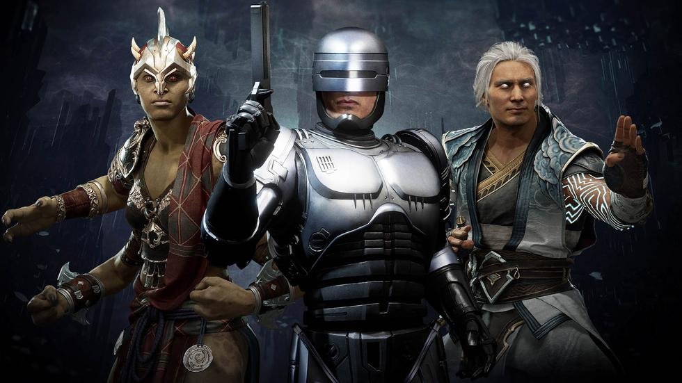 'Mortal Kombat 11: Aftermath' llegará el 26 de mayo a todas las plataformas.