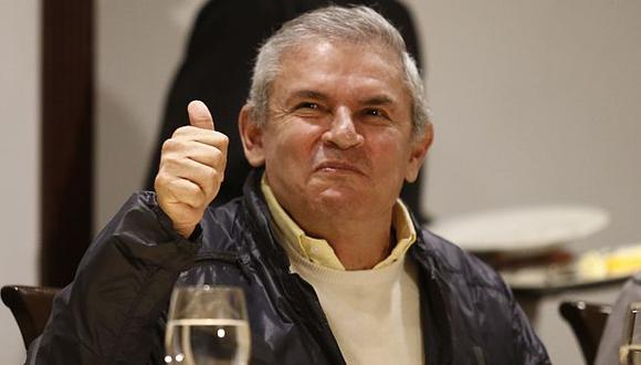 Luis Castañeda fue proclamado alcalde de Lima. (César Fajardo)