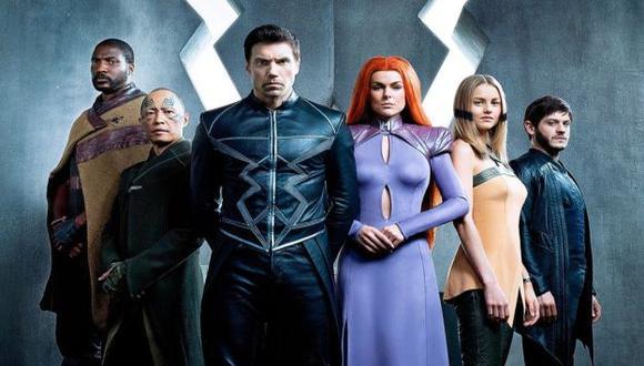 Marvel: Lanzan primera imagen de The Inhumans (ABC/Marvel)