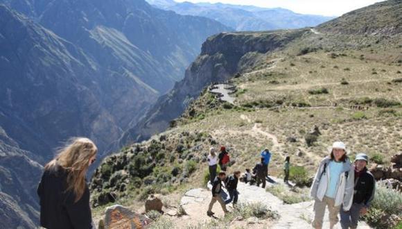 Arequipa: Aumento de turismo subió en 7% en lo que va del año. (Perú21)