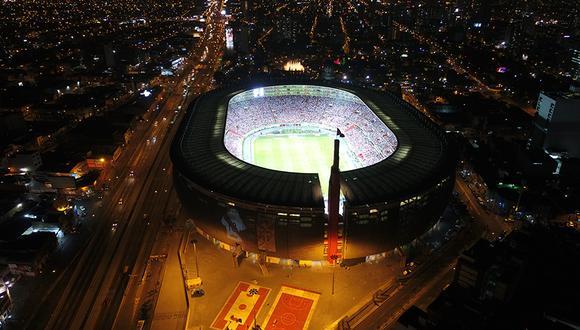 Alianza Lima confirma que quiere jugar en el Estadio Nacional su partido ante River Plate. (Foto: GEC)
