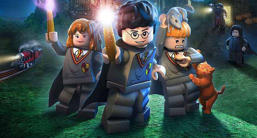 LEGO Harry Potter: Collection llegará a las consolas de Microsoft y Nintendo el próximo 2 de noviembre.