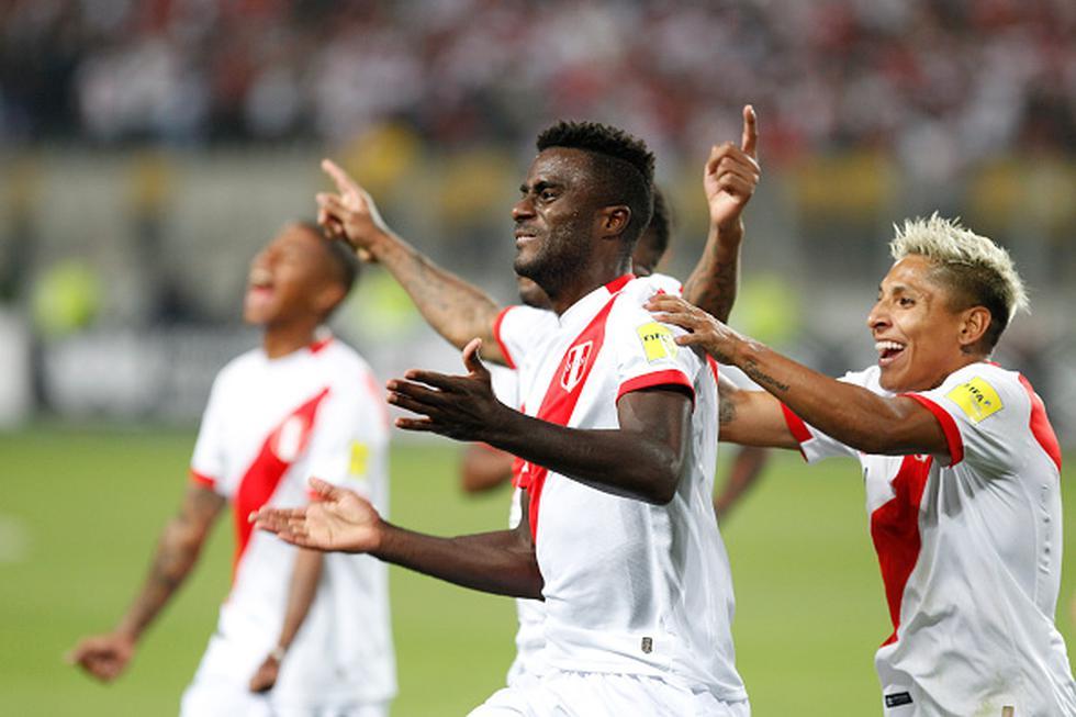 La selección peruana cumplió su sexta jornada de entrenamientos previos al amistoso ante Escocia. (GETTY IMAGES)