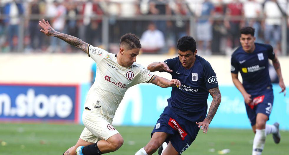 Universitario y Alianza Lima protagonizarán el próximo domingo el primer clásico del 2020. (FRANCISCO NEYRA - GEC)