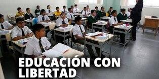 Educación con libertad [VIDEO]