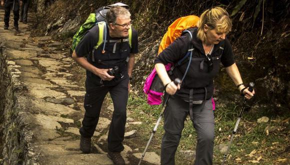 Los turistas podrán contar con bolsas de tela a su llegada al distrito de Machupicchu. (Foto: Sernanp)