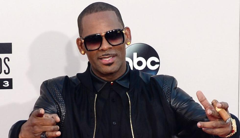 Presentan video que mostraría a R. Kelly teniendo relaciones sexuales con una menor de edad. (Foto: AFP)