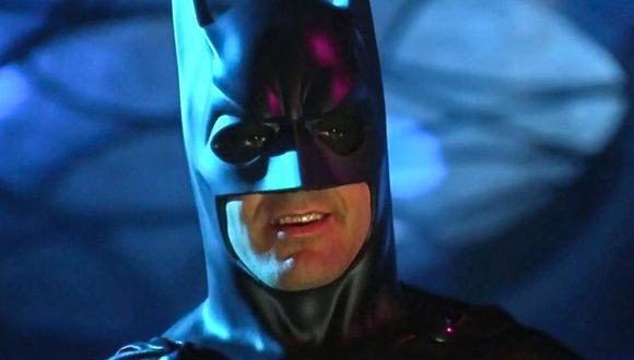 """""""Batman y Robin"""" es una película de 1997 dirigida por el cineasta Joel Schumacher y protagonizada por George Clooney (Foto: Warner Bros.)"""