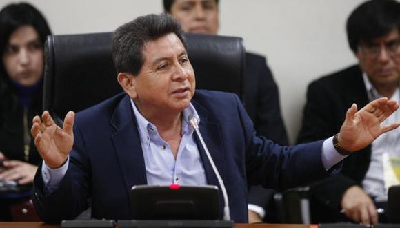 José León afirmó que Eva Fernenbug acudiría al Tribunal Constitucional por el caso Ecoteva. (Perú21)