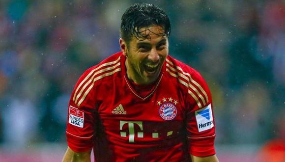 Tiene un deseo. Pizarro anhela ser entrenado por el 'Pep'. (Reuters)