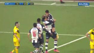Alianza Lima vs. Cantolao: Hernán Barcos pone el 1-0 en el partido de Liga 1 [VIDEO]