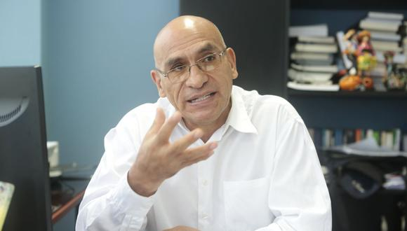"""""""Entenderán que un gobierno medianamente serio no puede aceptar esa propuesta"""", dijo Waldo Mendoza. (Foto: GEC)"""