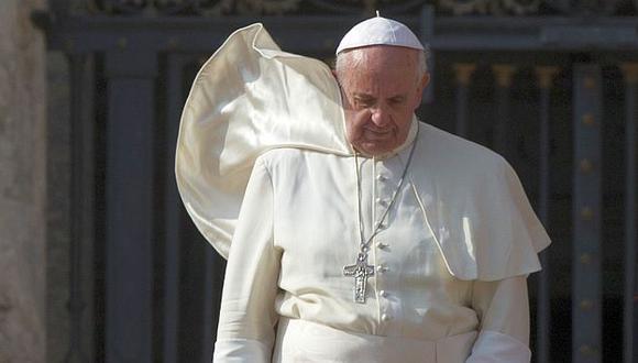 El Papa habría sido espiado en sus últimos momentos como cardenal. (AP)