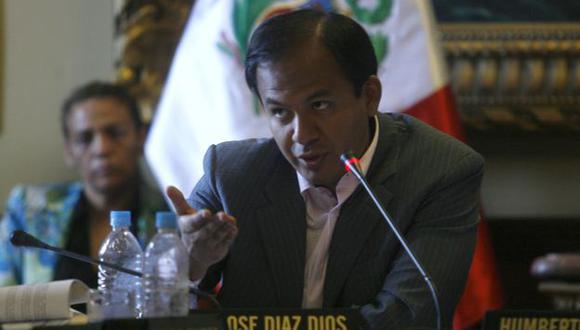 Fujimorista estudia el caso. (Perú21)