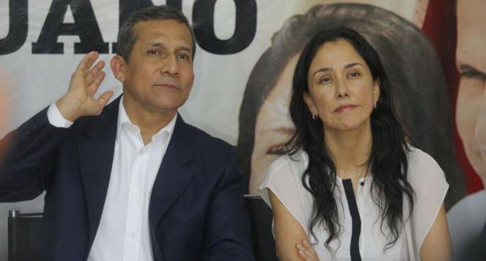 Ollanta Humala y Nadine Heredia son investigados por presunto delito de lavado de activos. (USI)