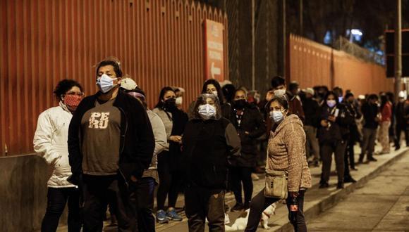 La cuarta vacunatón contra el COVID-19 se desarrolló en 22 locales de Lima y Callao. (Foto: GEC)