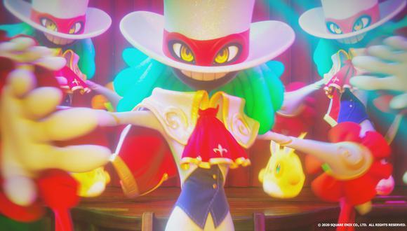 El título de Square Enix ofrecerá grandes aventuras en un mágico universo.