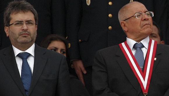 Vocal César San Martín es investigado. (Perú21)
