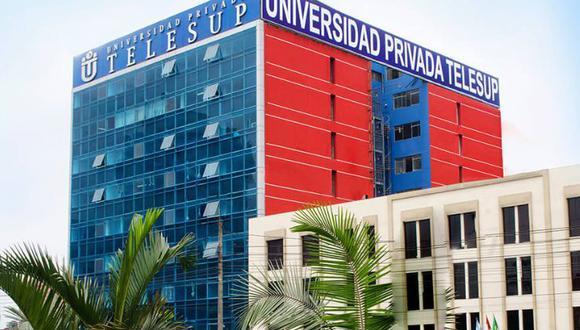 Sunedu negó el licenciamiento institucional a la Universidad Privada Telesup. (Foto: Google Maps)