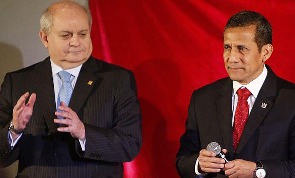 Pedro Cateriano también se pronunció sobre Venezuela. (Mario Zapata)
