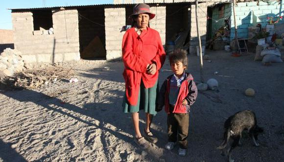 Reportaje multimedia pone en relieve problemática de las regiones. (Heiner Aparicio)