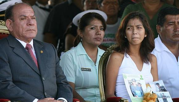 Pide que las autoridades lo reconozcan al igual que Vilca y Flores. (USI)