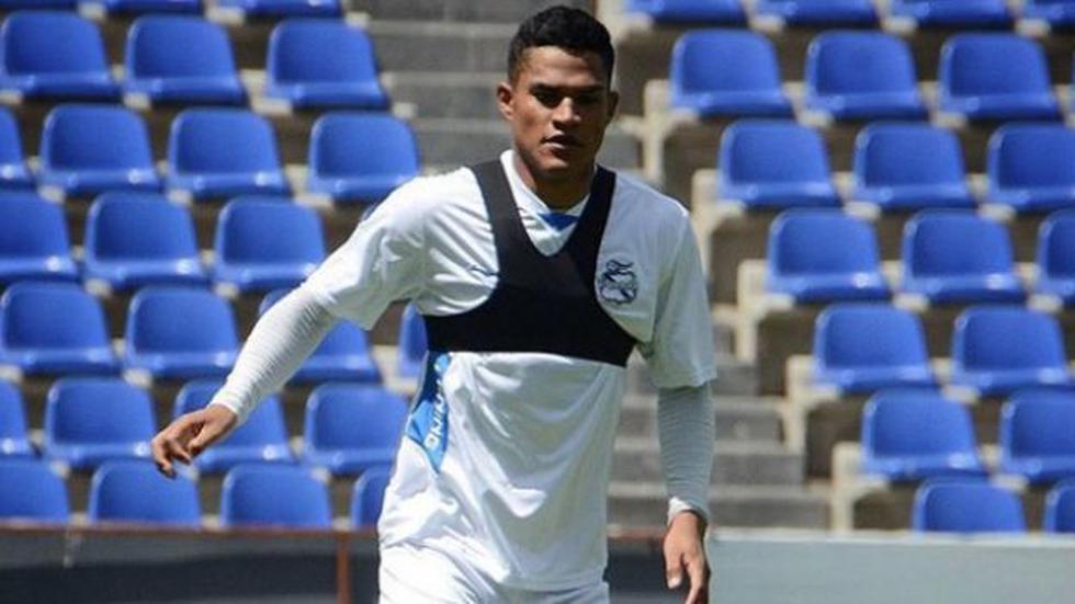 Anderson Santamaría es jugador de Puebla desde diciembre del 2017. (Foto: Puebla)