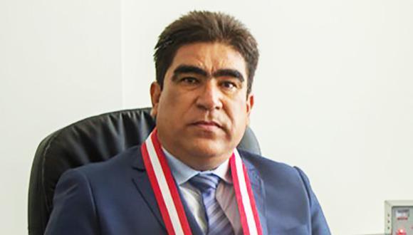 Juan Mendoza Alcalde de Pisco