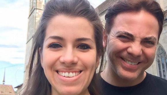 Cristian aparece radiante en sus redes sociales, luego de una 'leve tristeza'