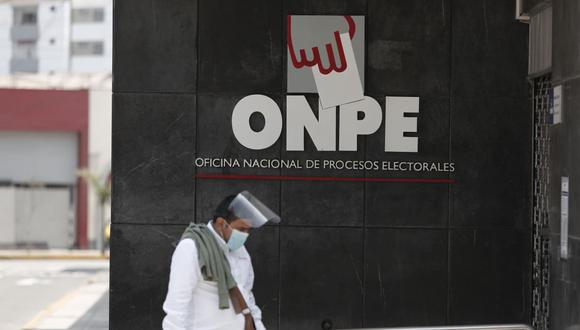 Según la ONPE, Fuerza Popular y Perú Libre no reportaron ingresos de campaña electoral por concepto de créditos concertados, venta o alquiler de bienes de activos, interés del depósito, dividendos o cobro de regalías. (Foto: Leandro Britto / GEC)