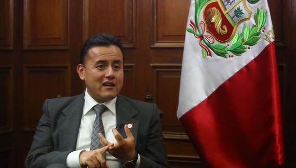 El congresista apepista Richard Acuña tiene en la mira al alcalde de Trujillo, Elidio Espinoza.