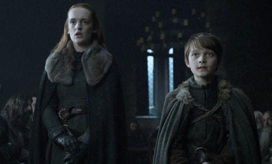 Game of Thrones 8x01: ¿quién es el niño que apareció al final del episodio 1 de la temporada 8? (Foto: HBO)