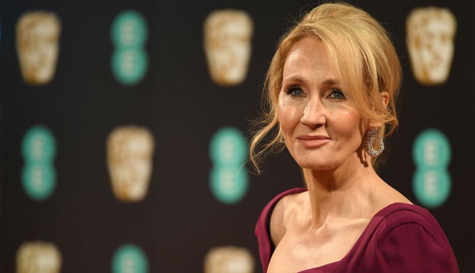 J.K. Rowling, creador del universo mágico de Harry Potter, cumple hoy 54 años. (Foto: AFP)
