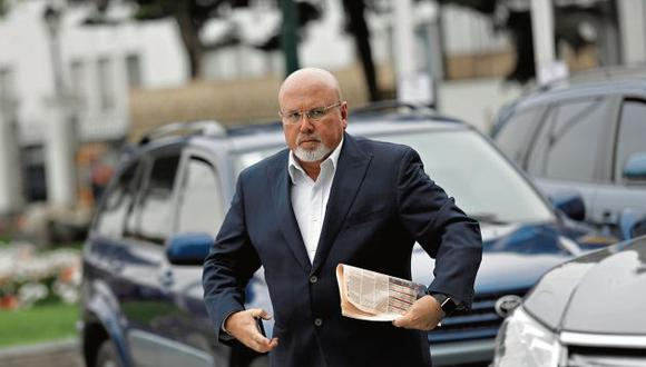 Carlos Bruce respondió a las declaraciones de José Luis Lecaros. (Perú21)