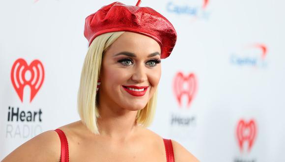 Katy Perry habla por primera vez de acusaciones de acoso sexual en su contra. (Foto: AFP)