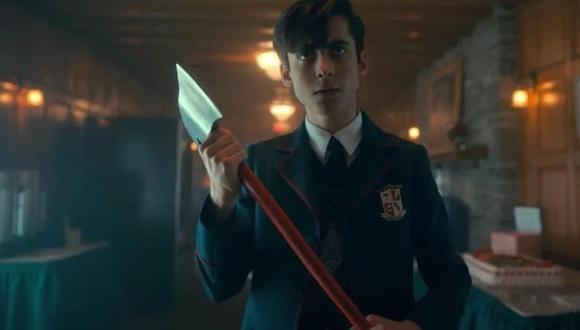"""¿Por qué Cinco nunca se cambiaba de ropa en """"The Umbrella Academy""""? (Foto: Netflix)"""